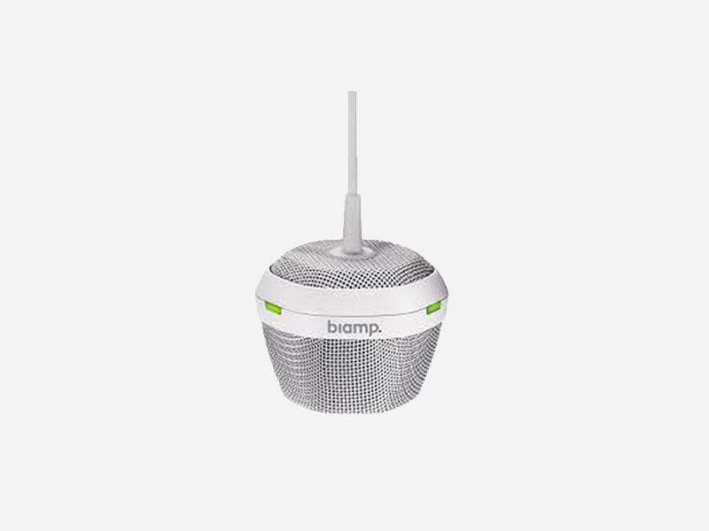 Logitech ceiling mic for boardrooms