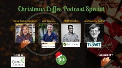 Sustainable coffee podcast
