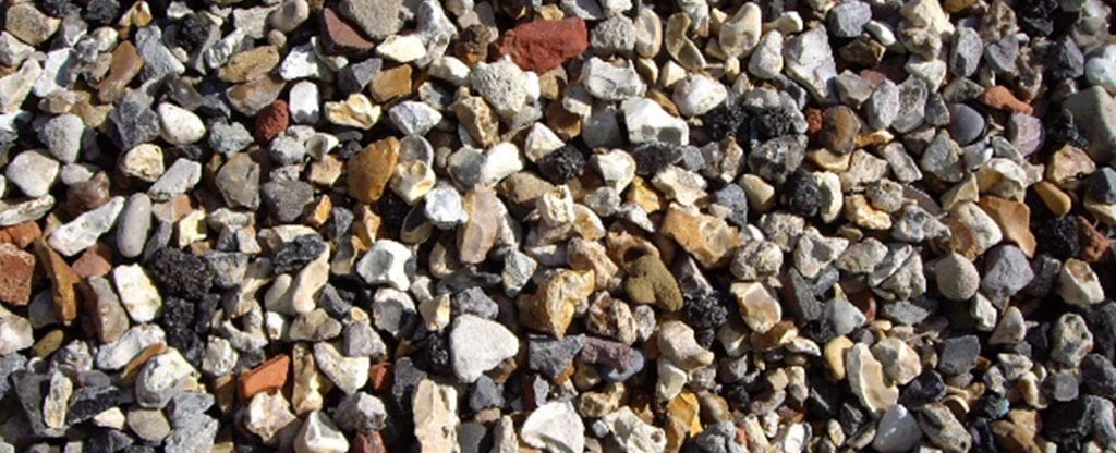Recycled shingle from Avon Material Supplies