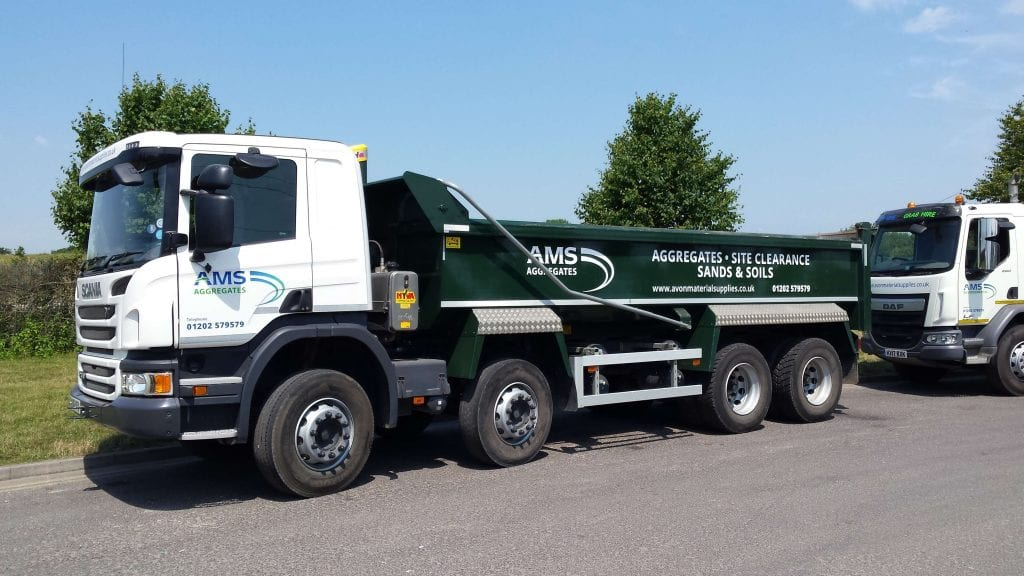 Tipper Trucks Dorset