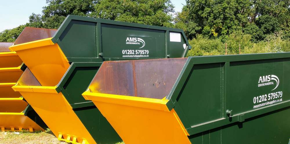 Where can I find skip hire in Bournemouth and Poole? Skip hire service