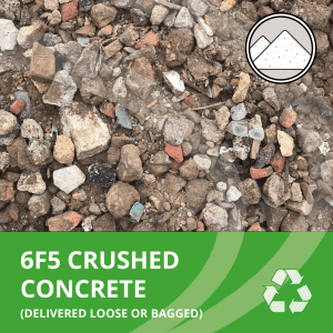 6F5 Crushed concrete from Avon Material Supplies