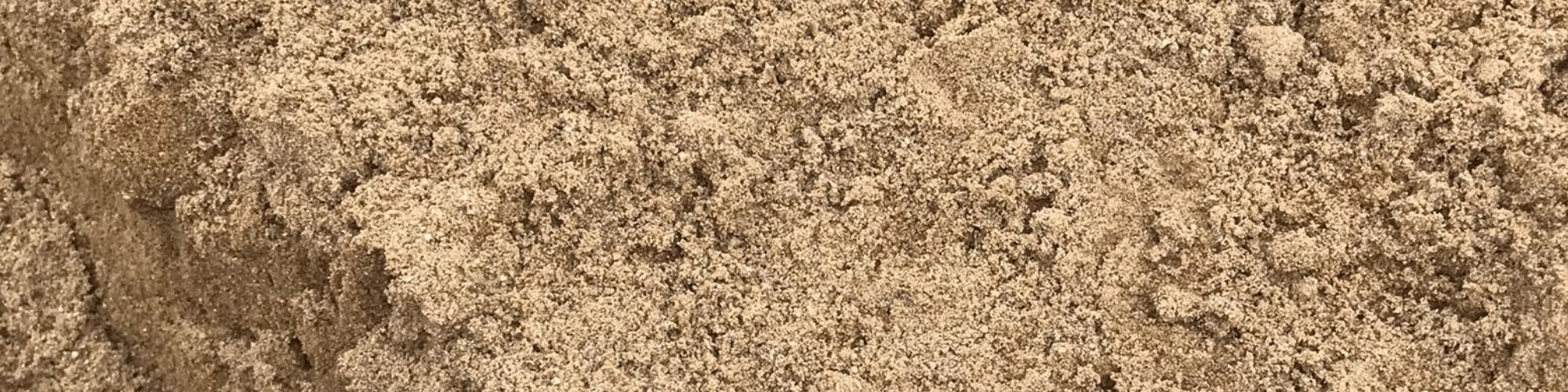 Medium washed sand from AMS