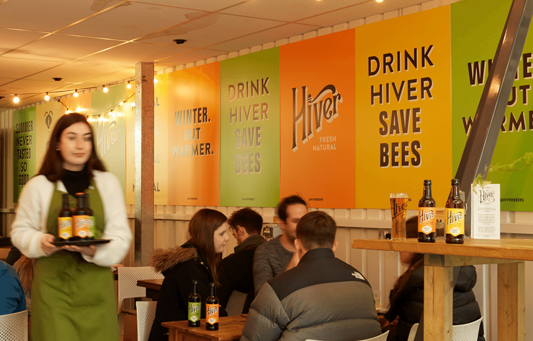 Hiver Beers taproom